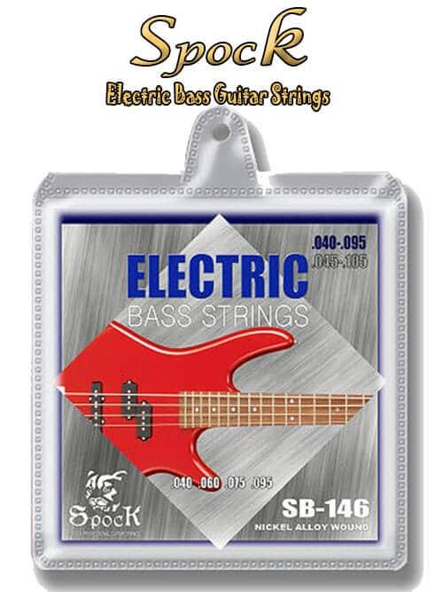מיתרים לגיטרה בס Spock-SB-146