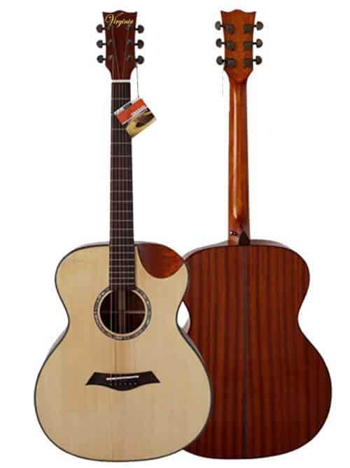 גיטרה אקוסטית Virginia ELM02S-AC