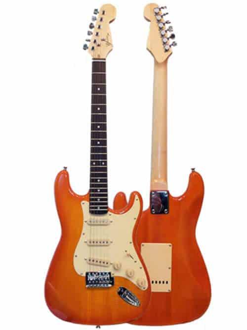 גיטרה חשמלית למתחילים -yagel guitar