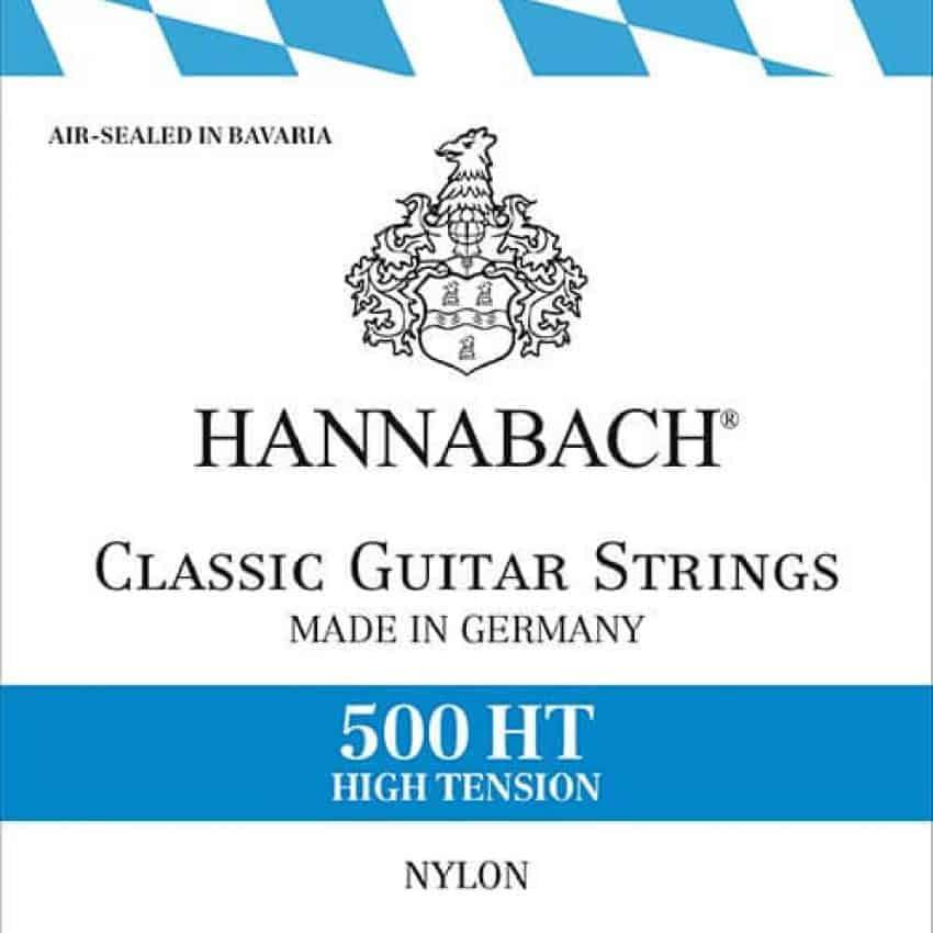 Hannabach 500HT - מיתרים לגיטרה קלאסית