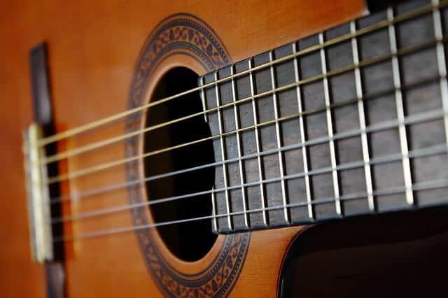 סוגי העצים בגיטרה קלאסית