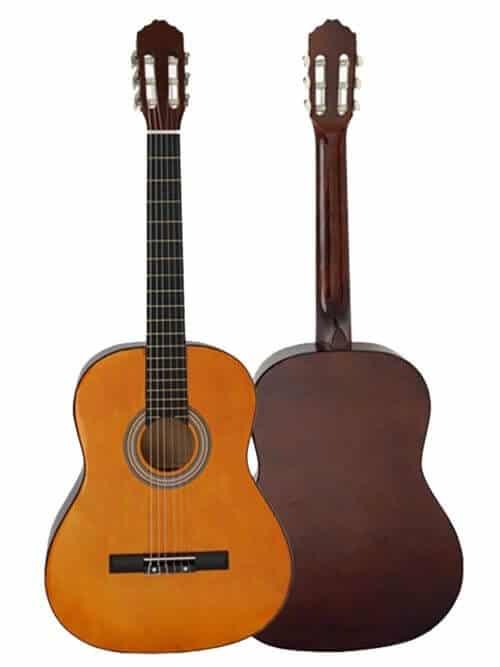 גיטרה למתחילים Malaguena-SCG - כלי-מיתר