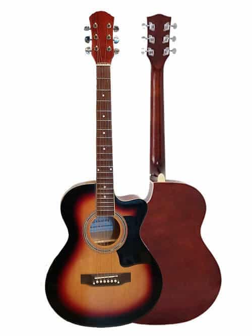 """גיטרה אקוסטית- """"Virginia 38"""