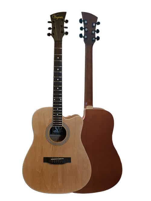 גיטרה אקוסטית -Virginia AC 41