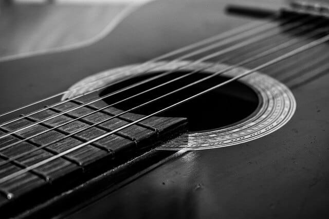 סט אפ לגיטרה אקוסטית - האקשיין