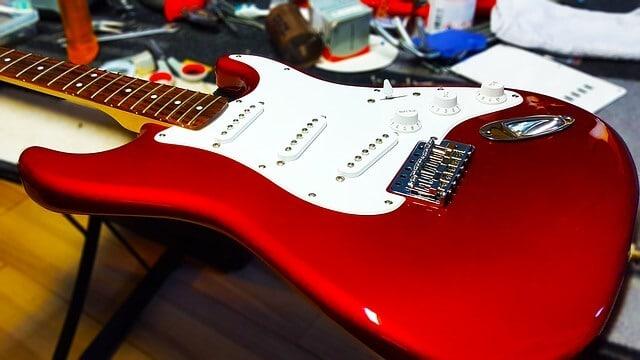 סט אפ לגיטרה