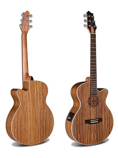 גיטרה אקוסטית מוגברת - Smiger LG-09