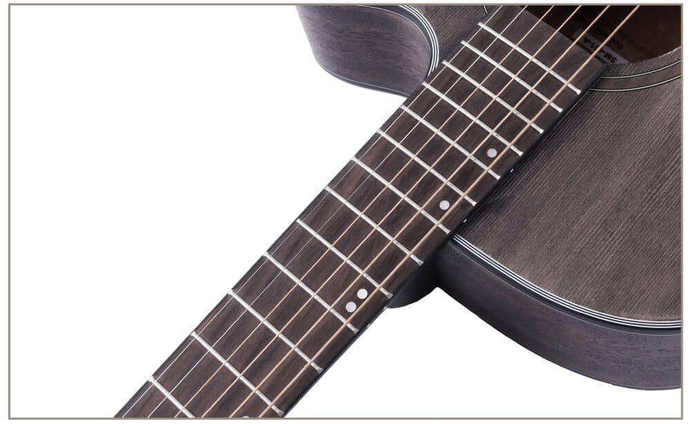 לוח סריגים של הגיטרה