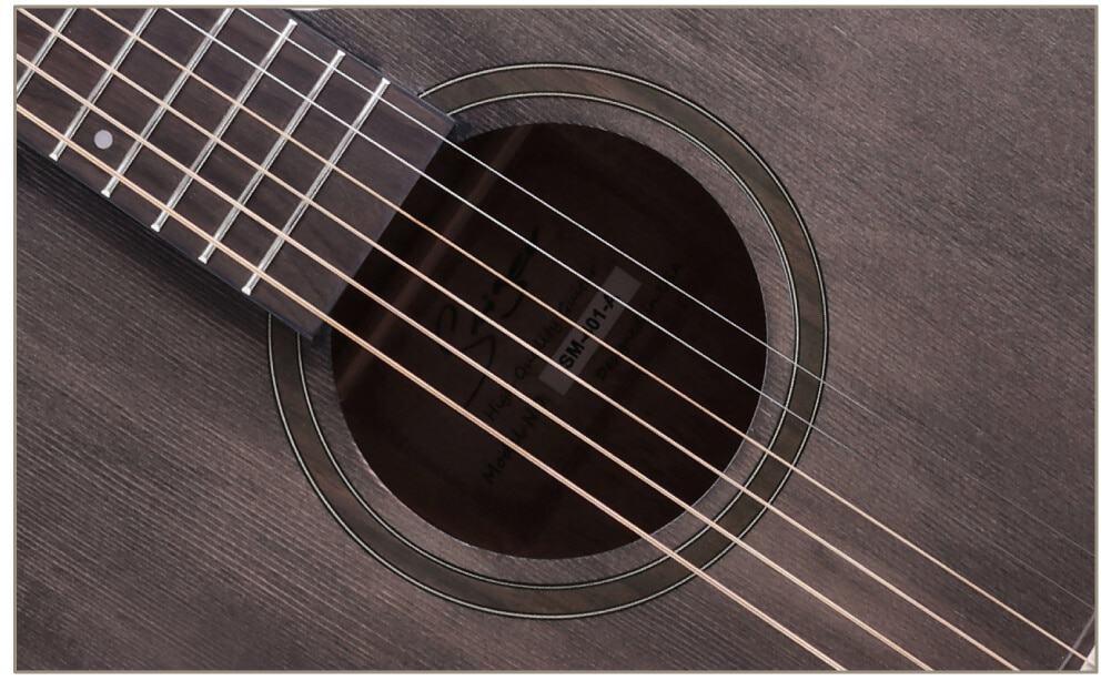 תיבת התהודה של הגיטרה