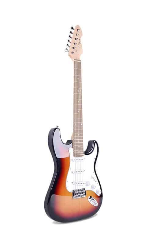 גיטרה חשמלית smiger - G1 3ST - טופ ולוח סריגים