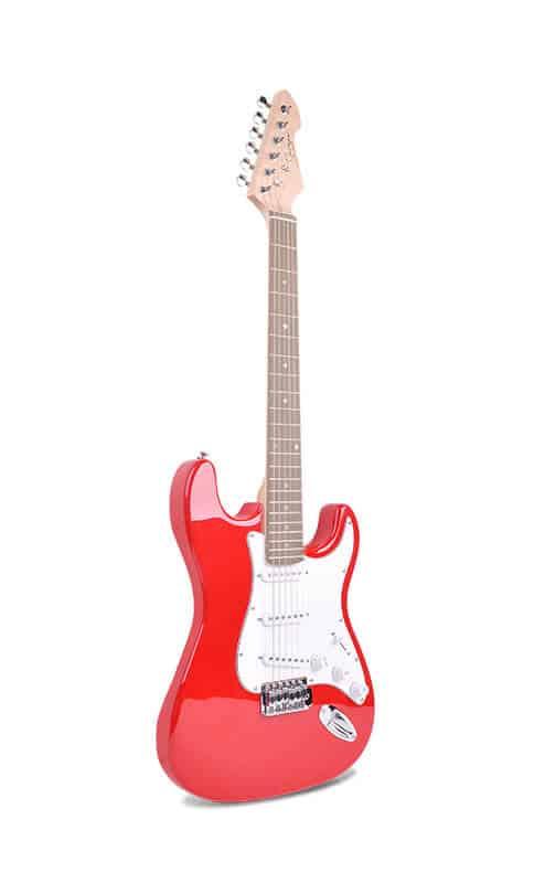 גיטרה חשמלית smiger - G1 ST - RD- טופ ולוח סריגים