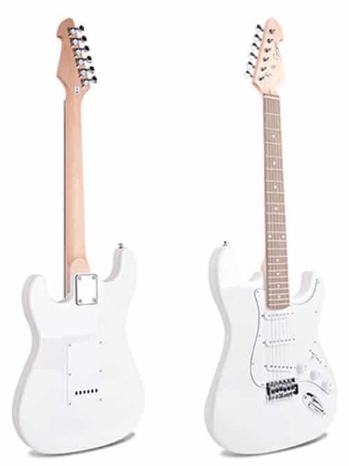 גיטרה חשמלית smiger -L G1 ST - WH