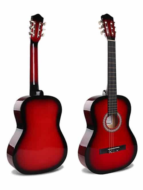 גיטרה קלאסית - Malaguena AC -17 RD