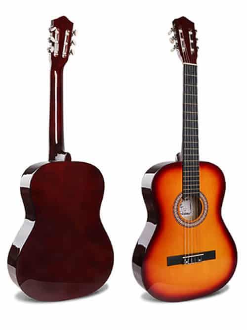 גיטרה קלאסית - Malaguena AC -17 SB