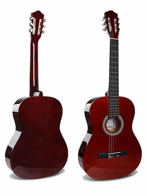 גיטרה קלאסית - Malaguena AC-17 WA