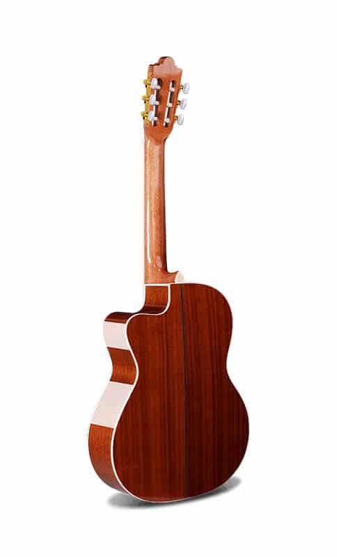 גיטרה קלאסית - granadinas - YC -101 - גב וצדדים