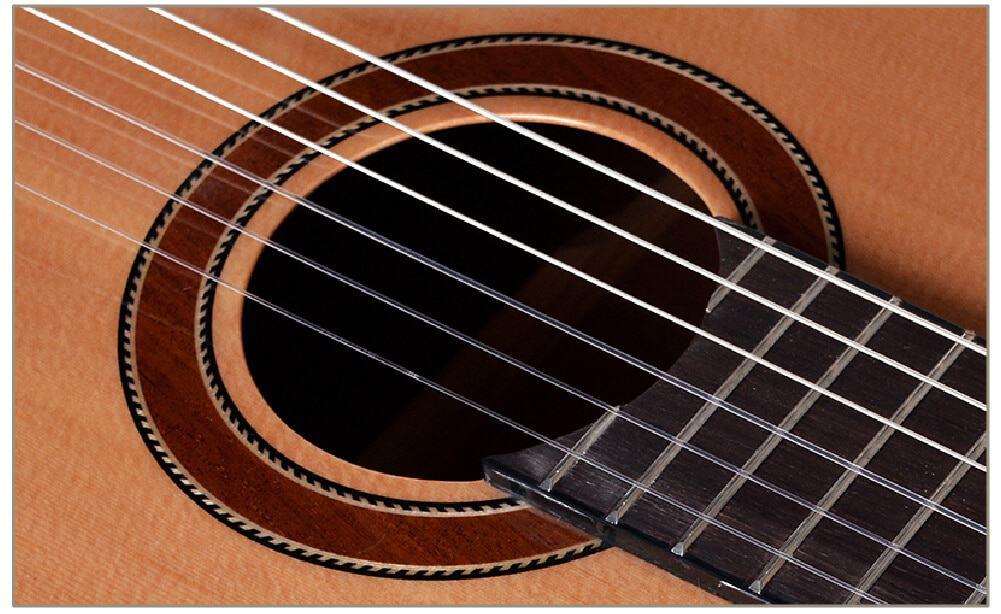גיטרה קלאסית - Rozanez AC-118 - תיבת התהודה