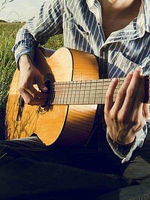 כלי-מיתר : מחלקת גיטרות קלאסיות