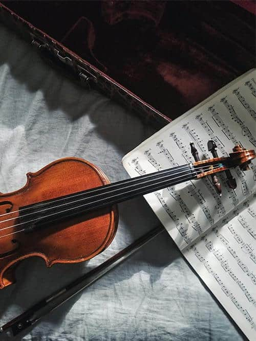 כינורות - כלי מיתר