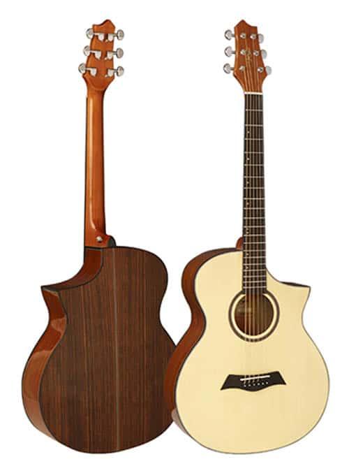 גיטרה אקוסטית - Smiger FN 30