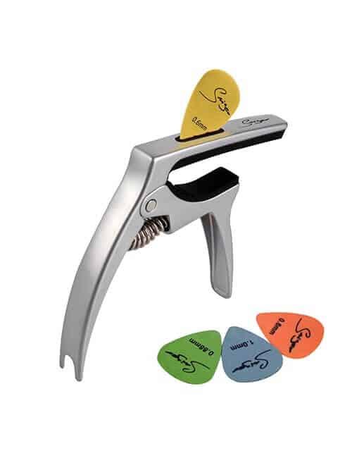 קאפו לגיטרה אקוסטית-PB 17