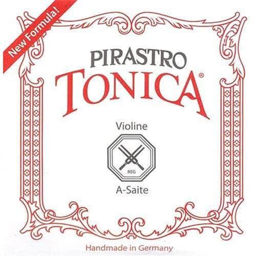 מיתרים לכינור- טוניקה Pirastro Tonica
