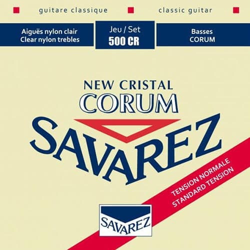 SAVAREZ CORUM 500CR – מיתרים לגיטרה קלאסית