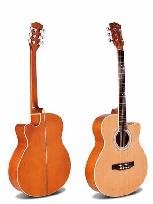 גיטרה אקוסטית למתחילים Smiger - GA-H40-N