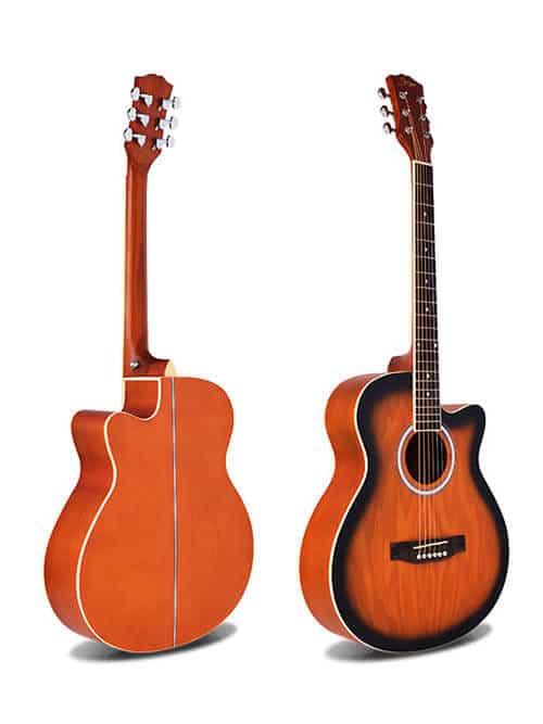 גיטרה אקוסטית למתחילים Smiger - GA-H40-TAS