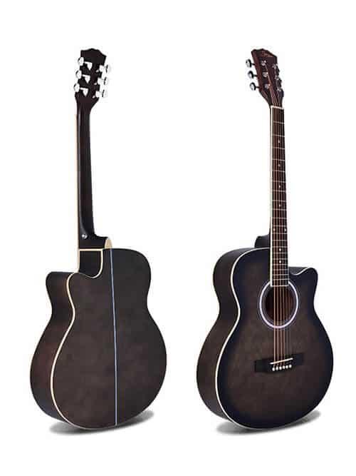 גיטרה אקוסטית למתחילים Smiger - GA-H40-TBS