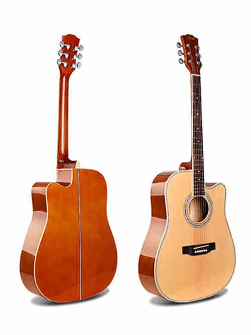 גיטרה אקוסטית למתחילים Smiger -GA-H61-N