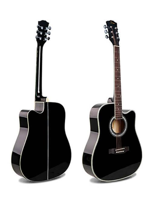 גיטרה אקוסטית למתחילים Smiger -GA-H61-VK