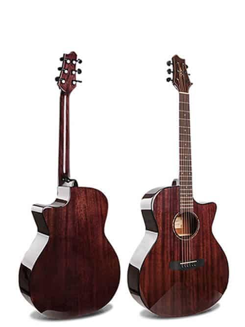 גיטרה אקוסטית סוליד טופ Smiger- M-D10S-VK