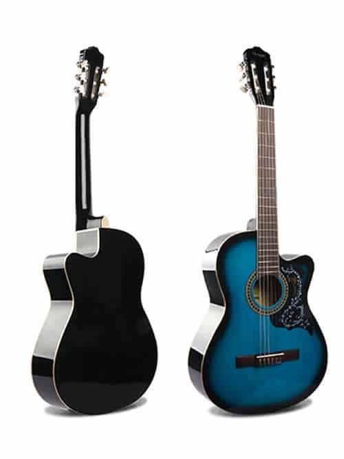 גיטרה קלאסית למתחילים – Malaguena AC -17C BLS