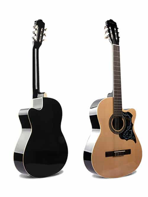גיטרה קלאסית למתחילים – Malaguena AC -17C-N