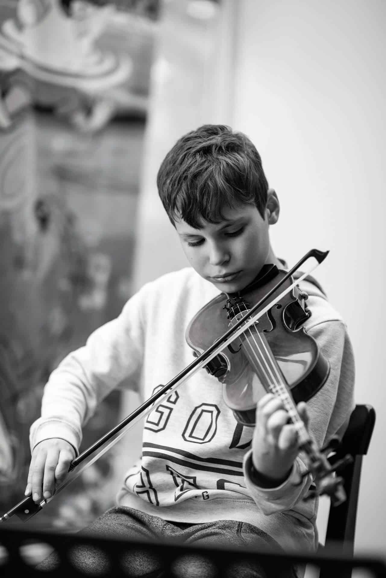 כינורות לילדים