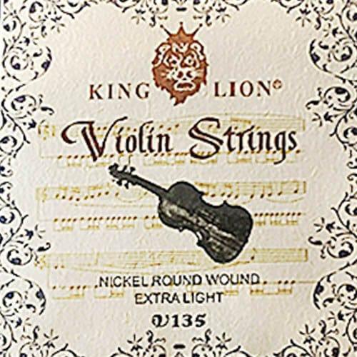 סט מיתרים לכינור- Lion King-GA-V50