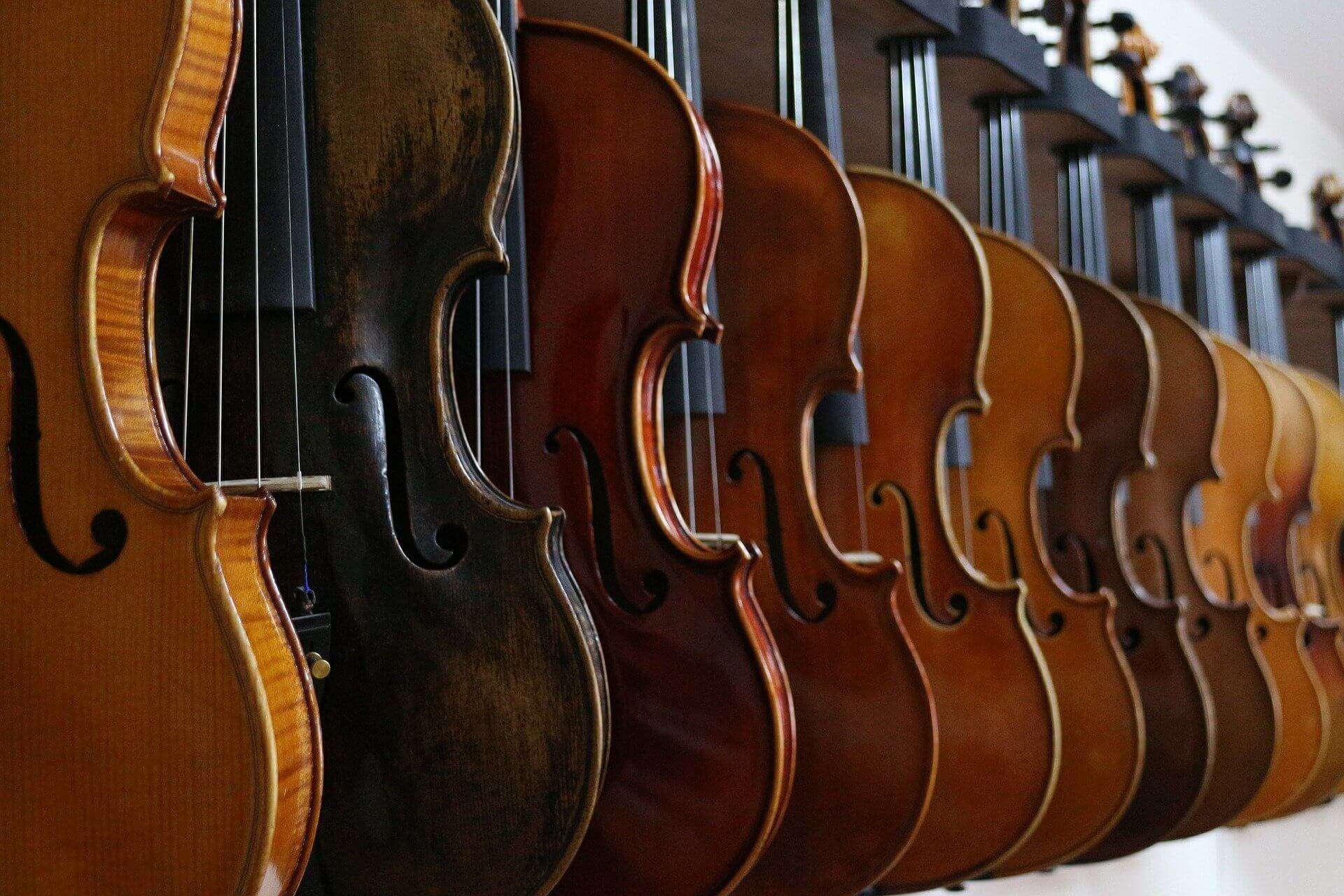 איך בוחרים כינור