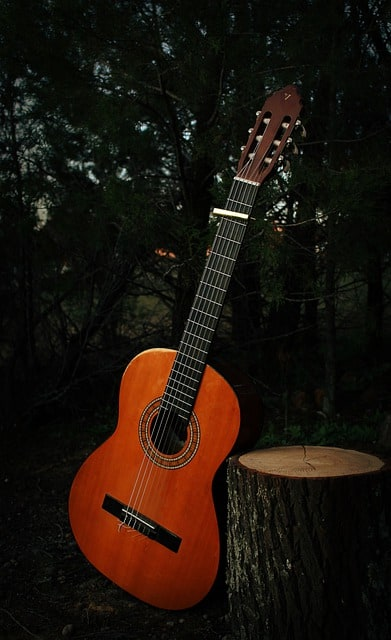 איך לבחור קאפו לגיטרה קלאסית