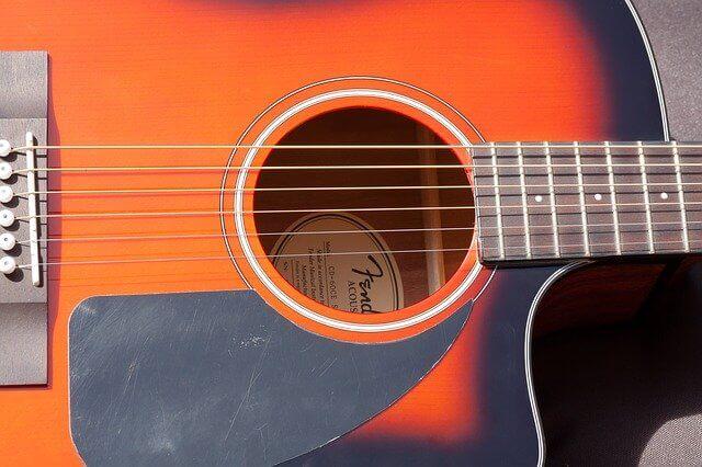 גיטרה אקוסטית זולה