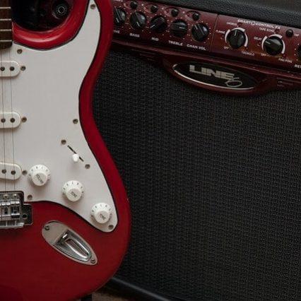אביזרים לגיטרות - מגברים לגיטרה
