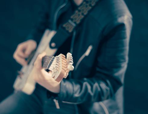 רצועות לגיטרה