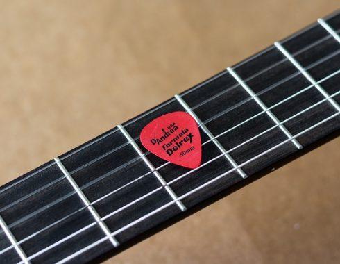 מפרטים לגיטרה