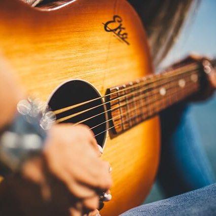 גיטרות אקוסטיות למתחילים